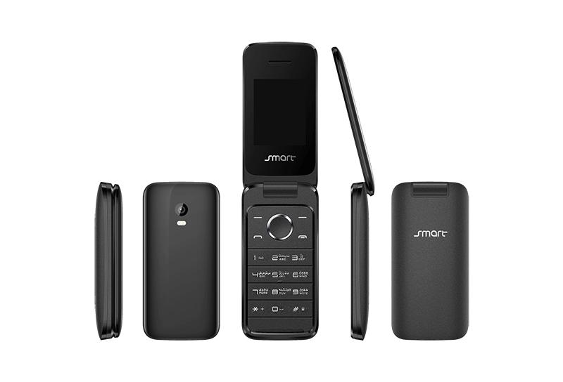 گوشی موبایل اسمارت SMART Flip/F1712