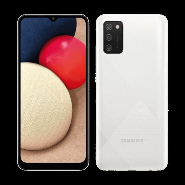 SAMSUNG Galaxy A02S SM-A025F/DS 64/4GGB White